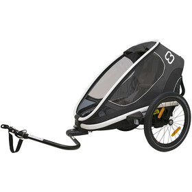 Hamax Outback One Bike Trailer grey